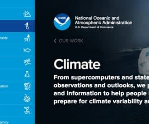 NOAA.gov Centralizes Digital Engagement