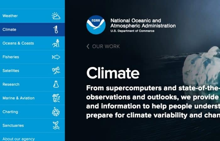 NOAA.gov Centralizes Digital Engagement
