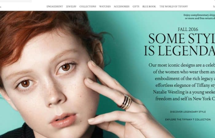 Tiffany & Co. Global Digital Commerce