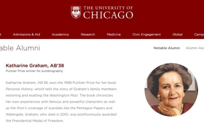 University of Chicago Alumni Digital Experience