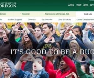 University of Oregon Goes Enterprise Drupal
