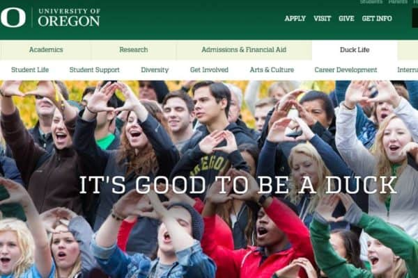Digital Transformation at University of Oregon
