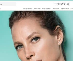 Tiffany & Co. Comercio Digital Mundial