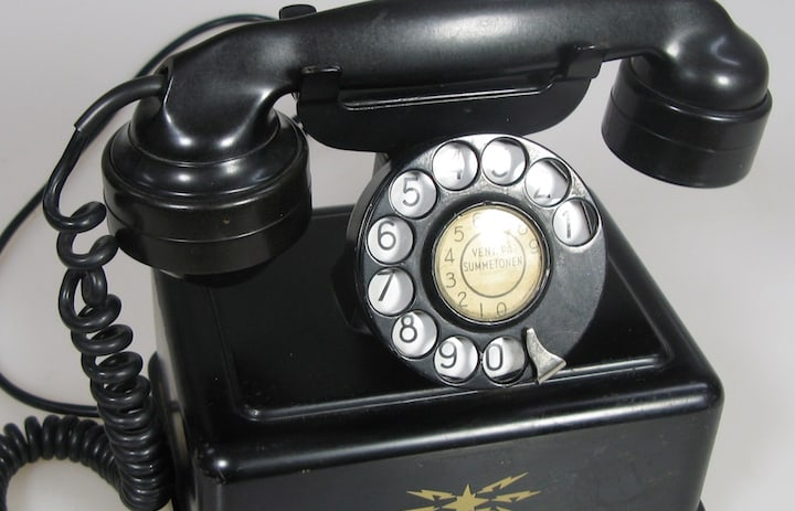 Cold calling and digital marketing