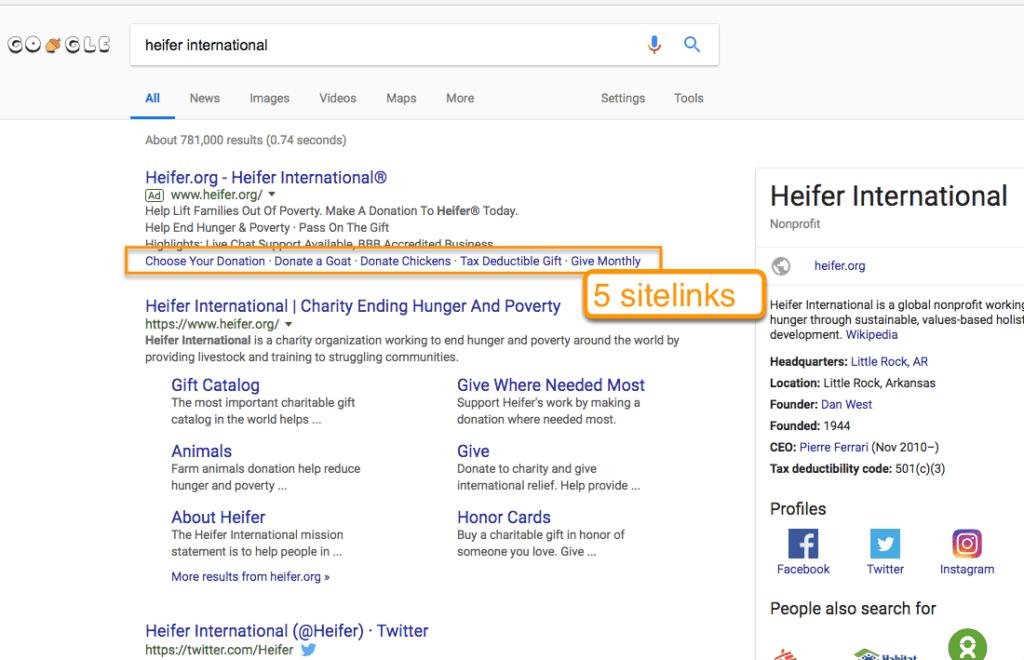 new Google Ad Grants rules - splitlinks