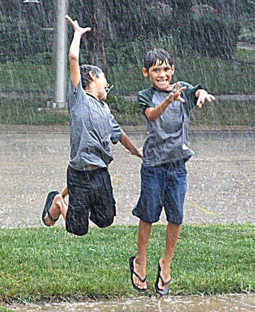 Greatest Advertisement of all Time: Dancing in the Rain