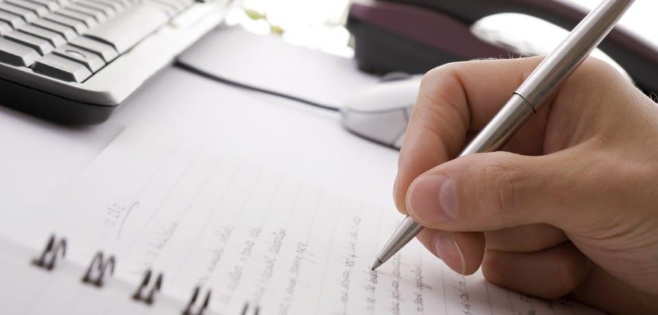 Creating a B2B Prospect List Manually