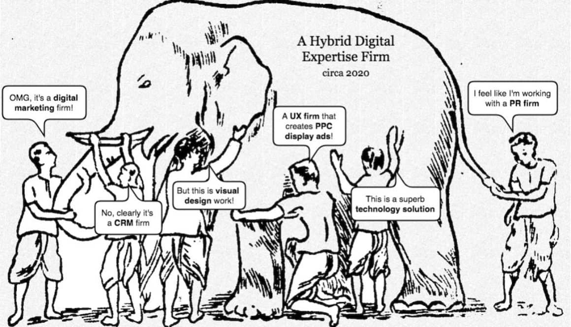 Hybrid Digital Expertise Firms