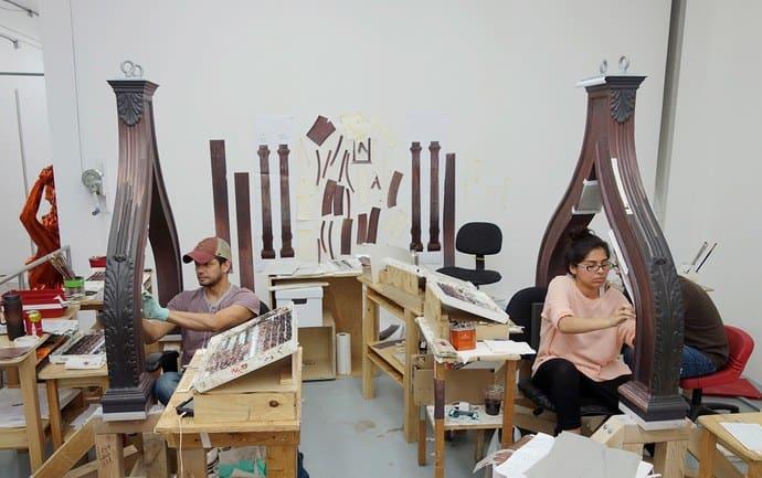 Art Marketing Delegating Work